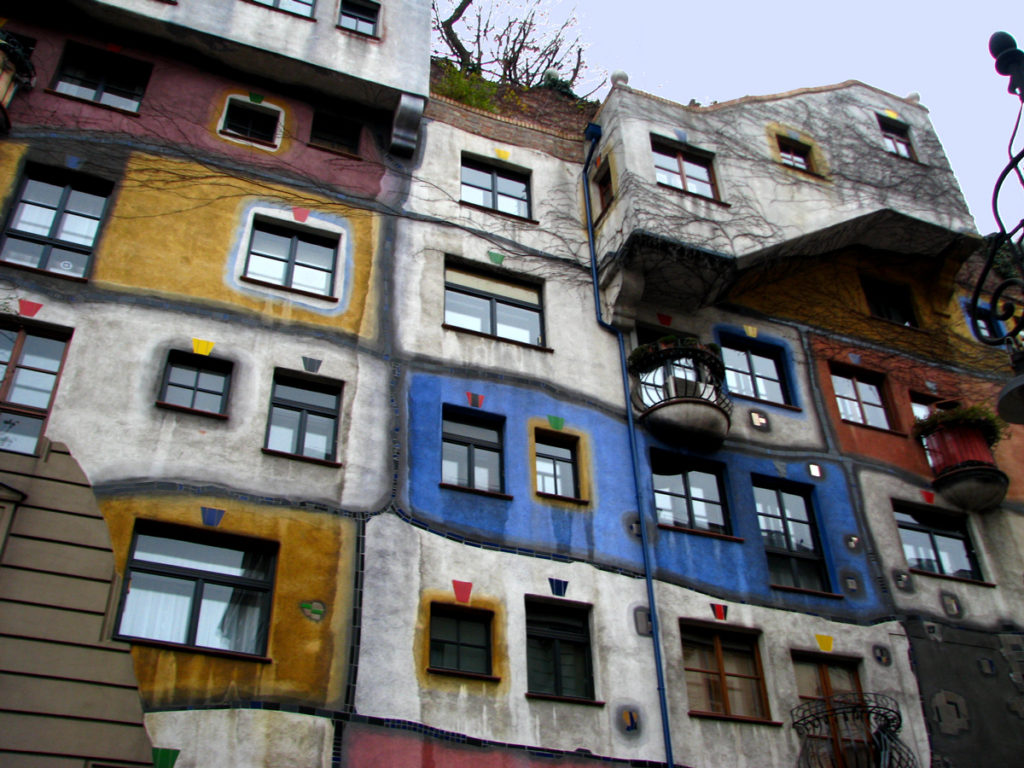 Hudertwasserhaus Vienna