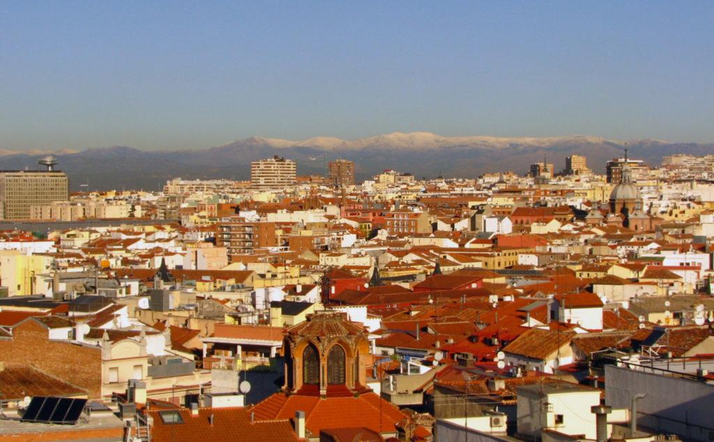 Madrid in November