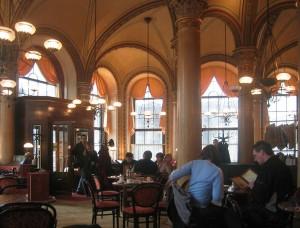 Vienna Cafe Central, photo: Wikipedia