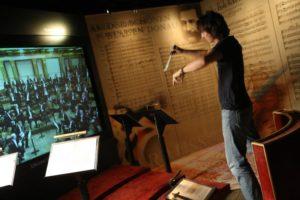 Haus der Musik Virtual Orchestra Conductor