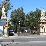 Ciutadella Park Entrance