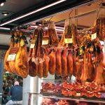 Mercat de la Boqueria - Iberico ham