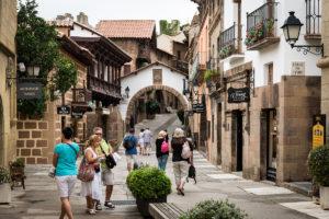 Spanish Village - Poble Espanyol Barcelona