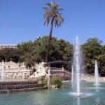 Ciutadella Park fountain designed by young Gaudi