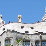 La Pedrera - Fantastic chimneys