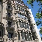 Passeig de Gracia Architecture